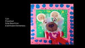 Artwork by Cain, Preschool